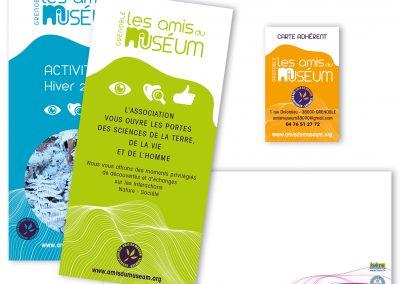 Flyer d'information - Documents de correspondance