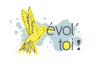 Logotype Évol'Toi